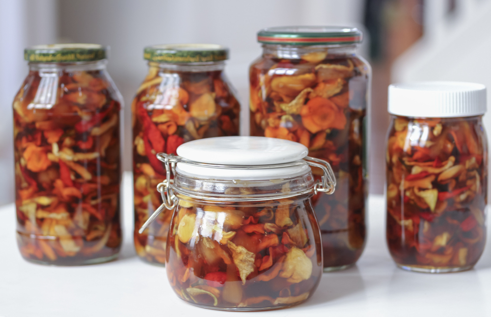 Preserved Vegetable Gifts