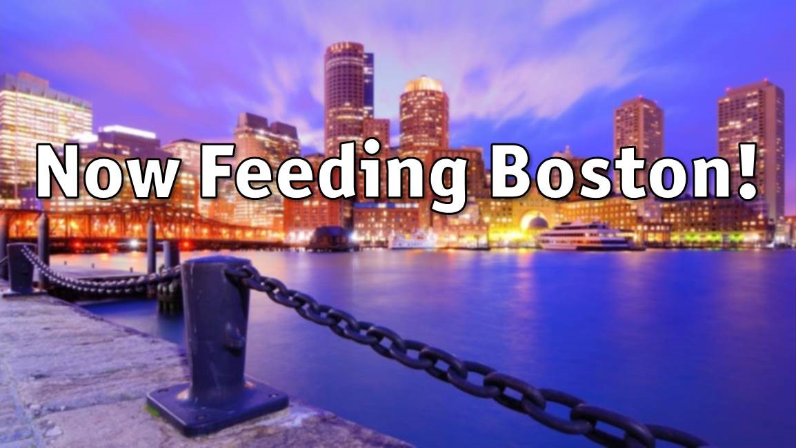 Boston office catering