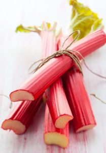 Rhubarb Vegetables