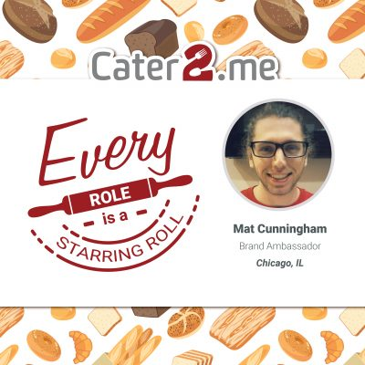 Cater2Me's Mat Cunningham