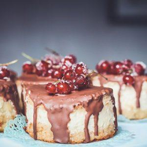Mini Holiday Cakes