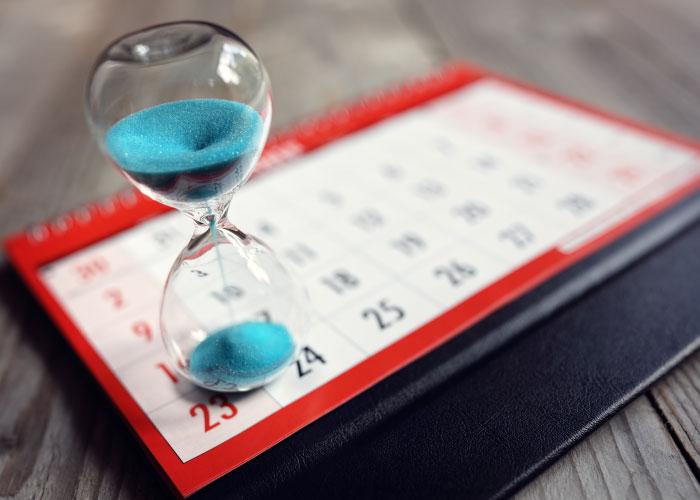 Agency Deadlines