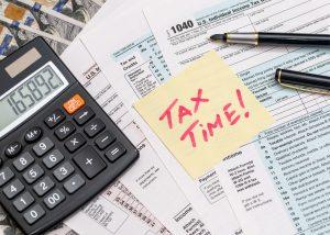 Tax Season - Busy Season