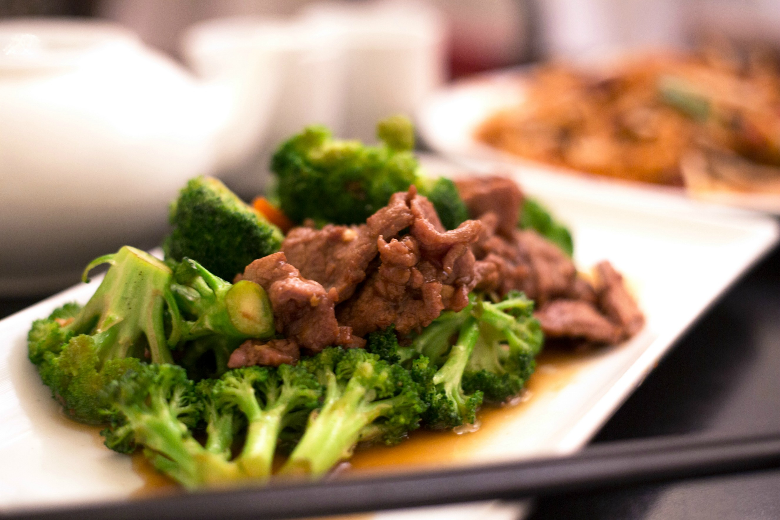 Broccoli and Beef for Schools