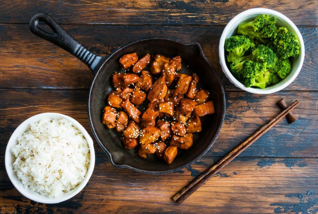 Chicken Teriyaki - Seattle