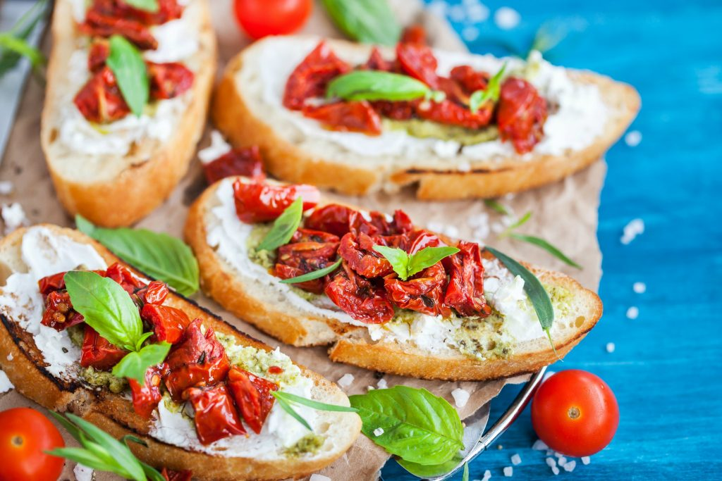 Crostini for Law Firms