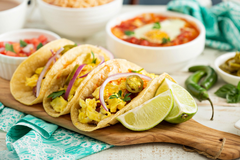 Breakfast Tacos - Next Food Trends