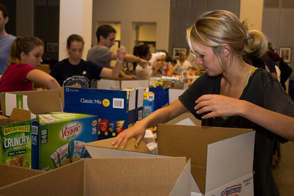 Houston Food Bank - Company Giving
