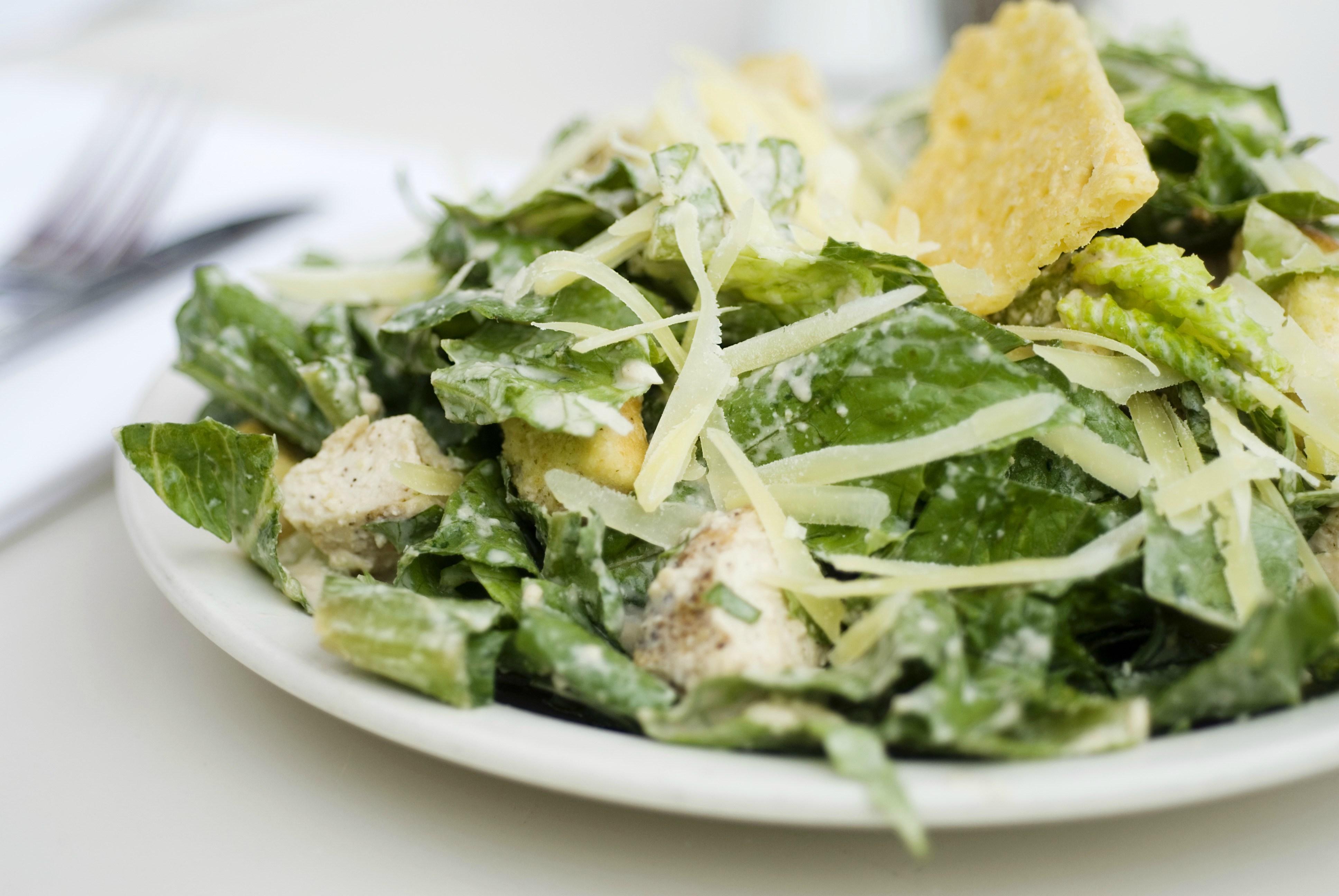 Caesar Salad Holiday Parties