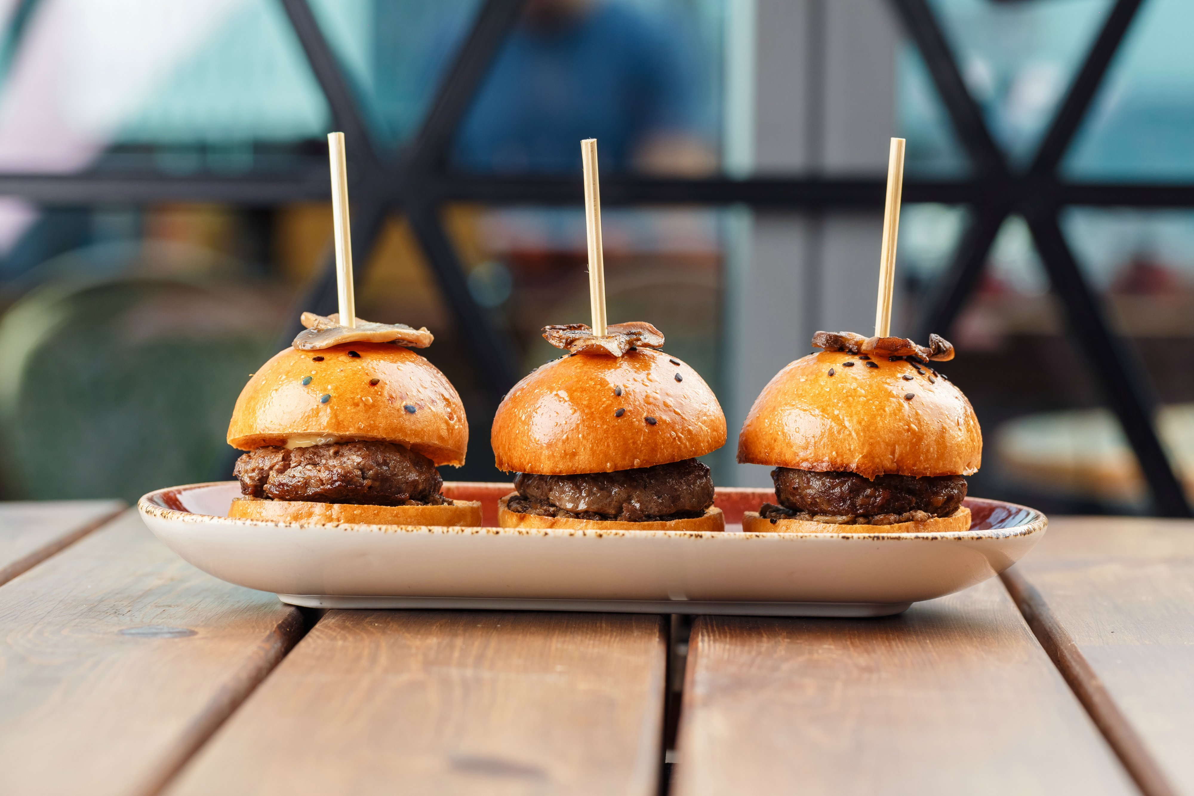 Sliders Holiday Parties