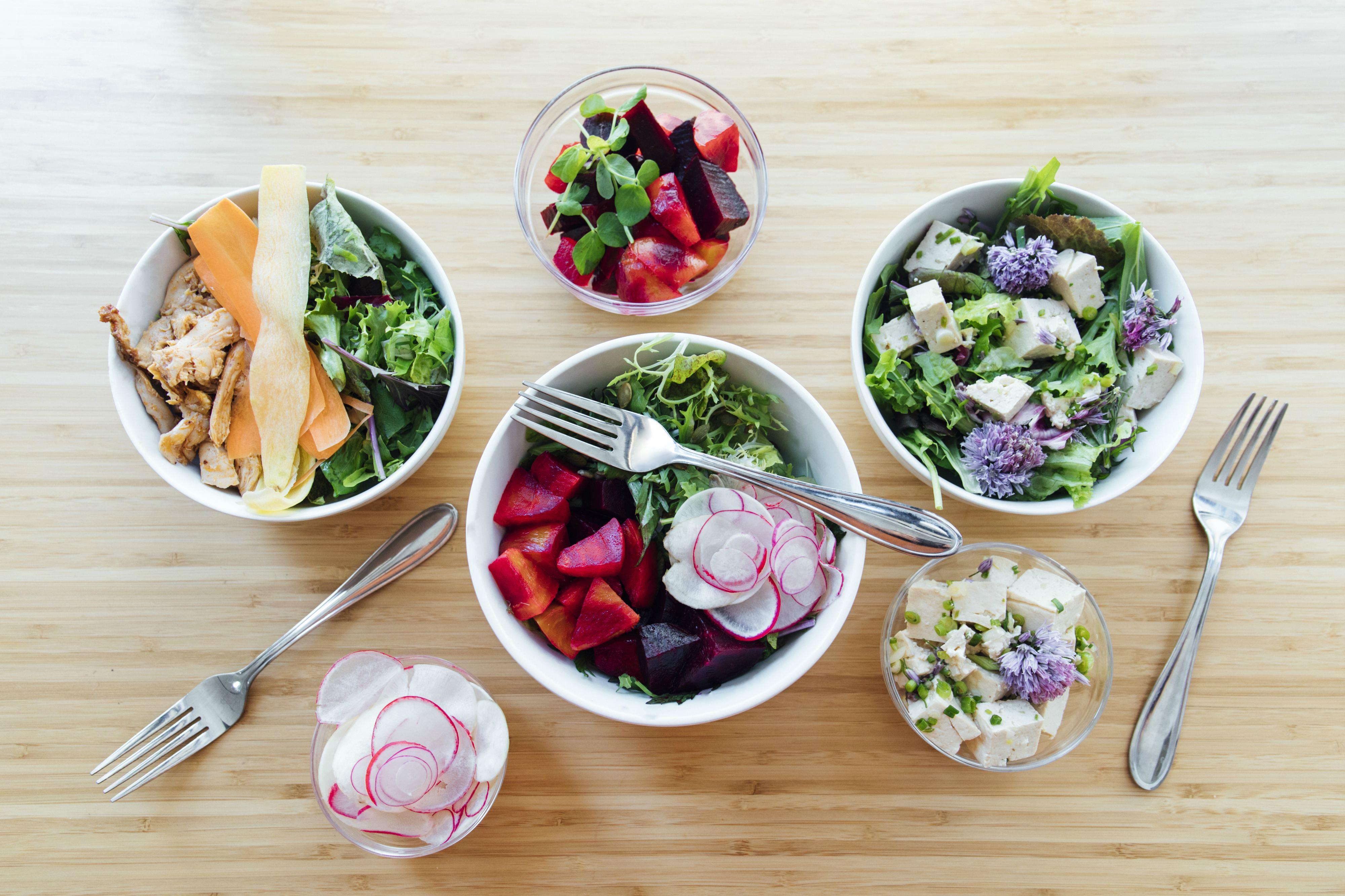 Office Menu Refresh - Changing Food Tastes