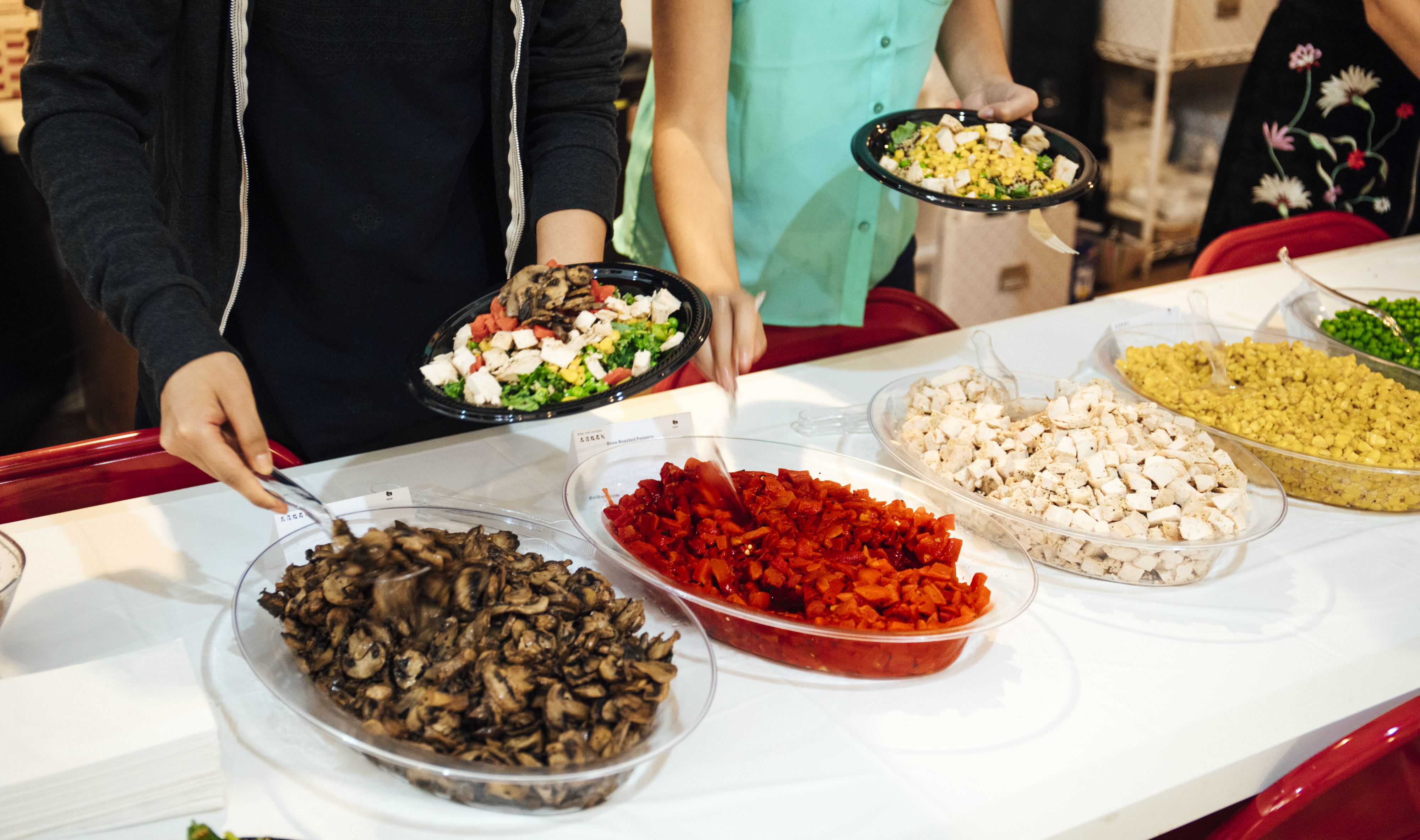 Office Menu Refresh - Outdated Dietary Restrictions