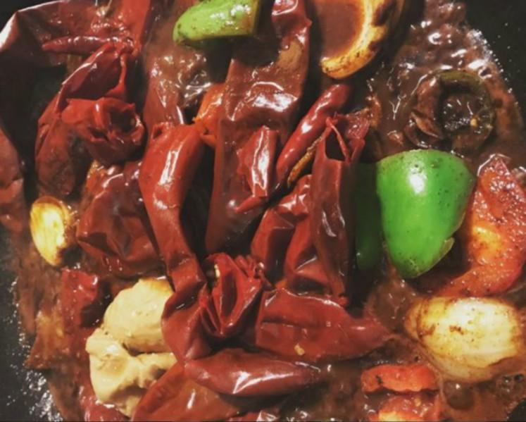 Office Cinco de Mayo - What to Eat - Trukquito LA's Chicken Mole