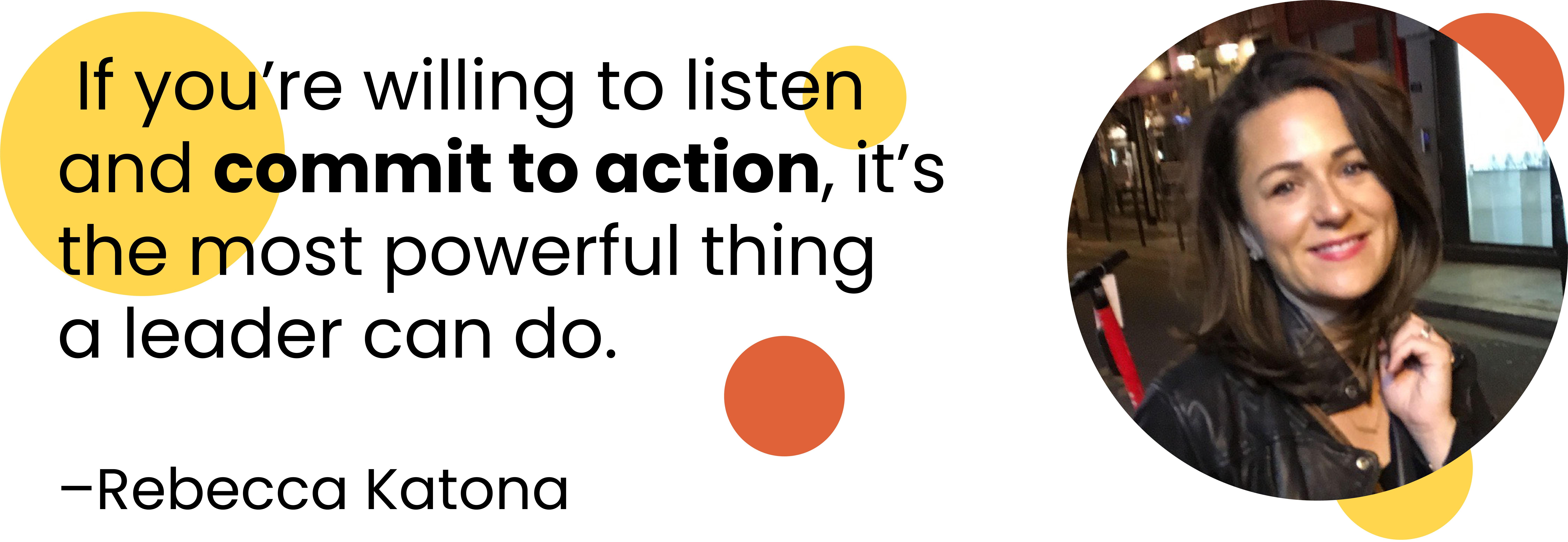Culture Collective: Rebecca Katona quote